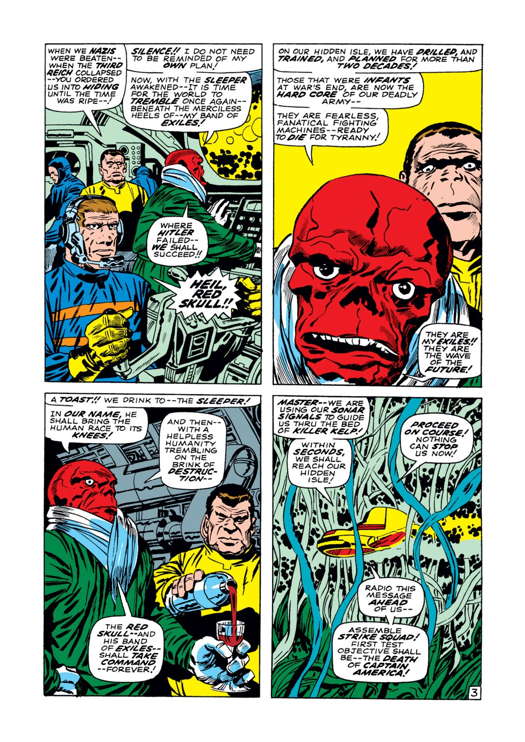 Captain America (1968) Issue #102 #16 - English 4