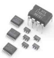 Composants electroniques circuits logiques et int gr s for Inverseur logique