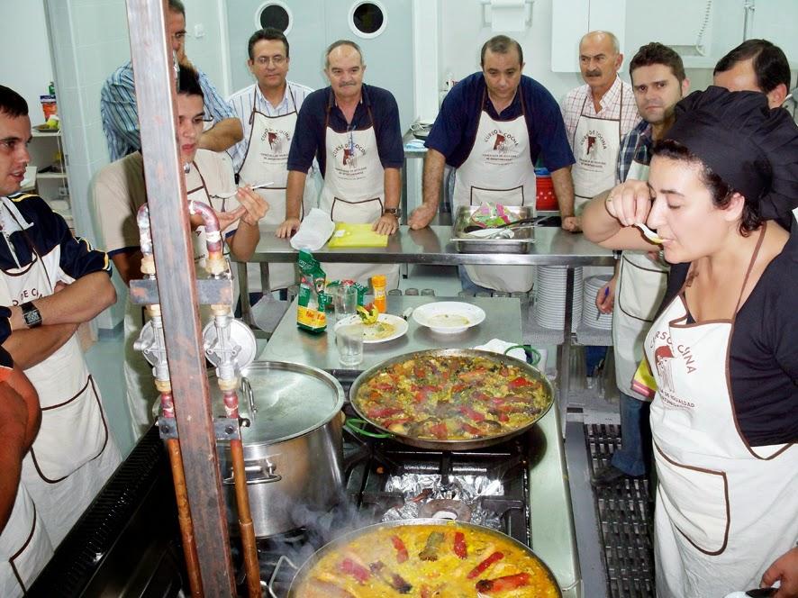 Empleo curso de cocina para desempleados en villarcayo for Cursos de cocina