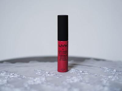 NYX Cosmetics Soft Matte Lip Cream in 08 San Paulo