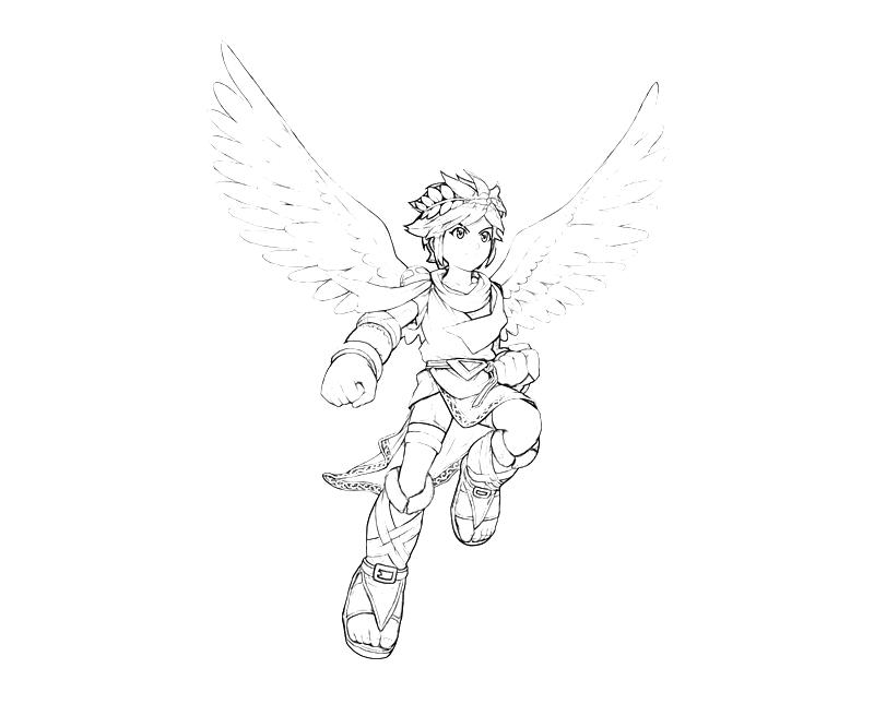 Kid Icarus Pit Uprising