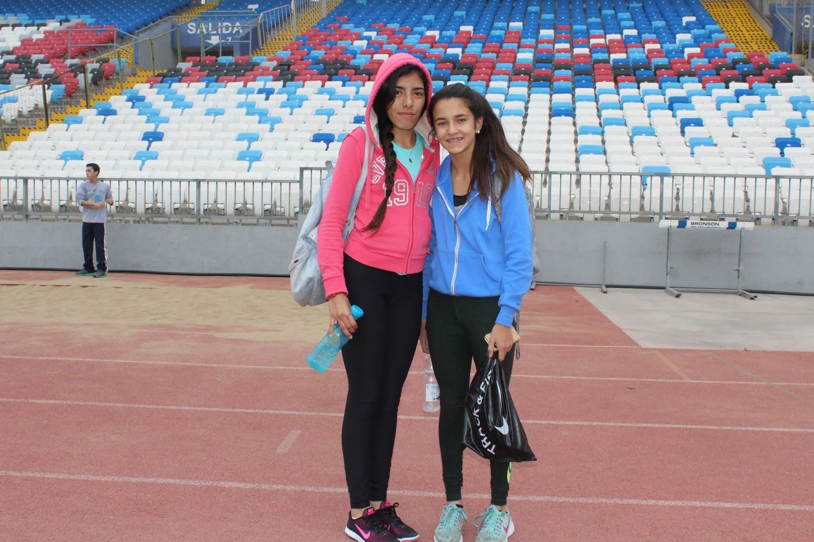 Atletismo campeonato de atletismo en el estadio calvo y for Vivero antofagasta