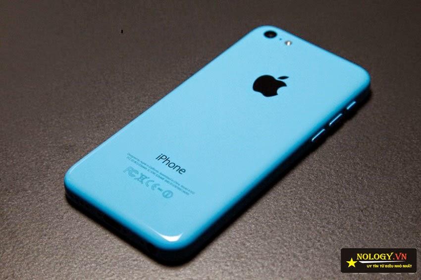 iPhone 5C với thiết kế vỏ nhựa