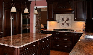 Jewel of a Kitchen - Soft Cranberry BM 2094-40