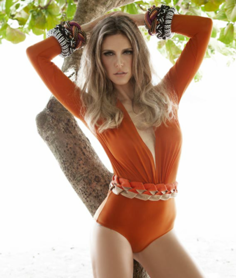 Magazine Photoshoot : Fernanda Lima Photoshoot For Isto é Gente Magazine Brazil Janeiro 2014 Issue