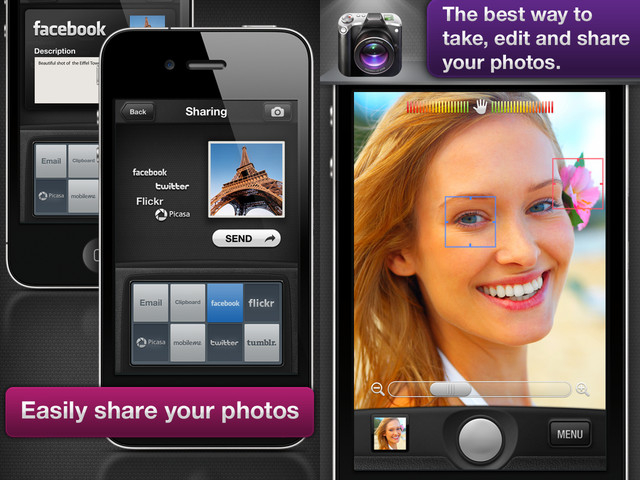 Most wanted Mobile apps for photographers Camera Genius