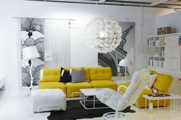 IKEA Living Room Furniture
