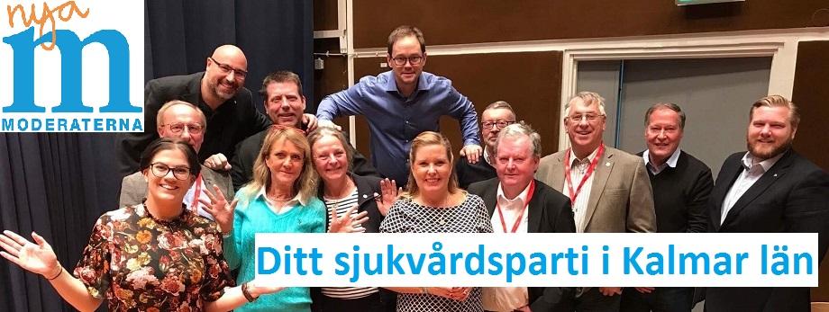 Ditt sjukvårdsparti i Kalmar län