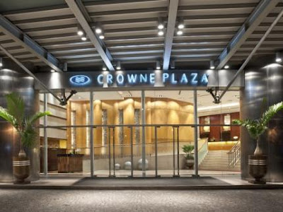 Crowne Plaza Galleria Manila