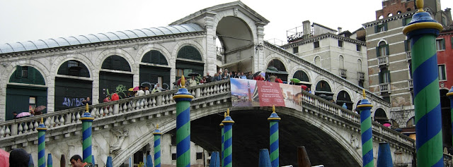 Facebook Cover Photo - Rialto Bridge, Venice