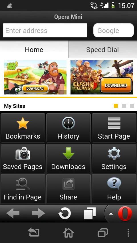 Aplikasi Browser Yang Cocok Di Daerah Pedesaan (Daufybhk.blogspot.com)