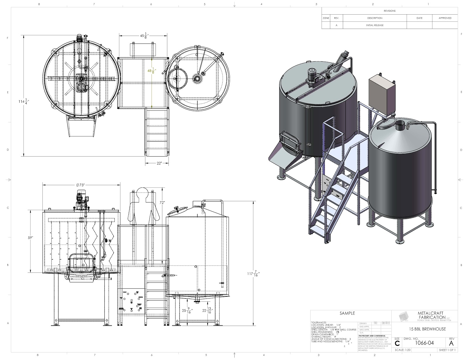 Montana beer finder exclusive meadowlark brewing company for Barrel cabin plans