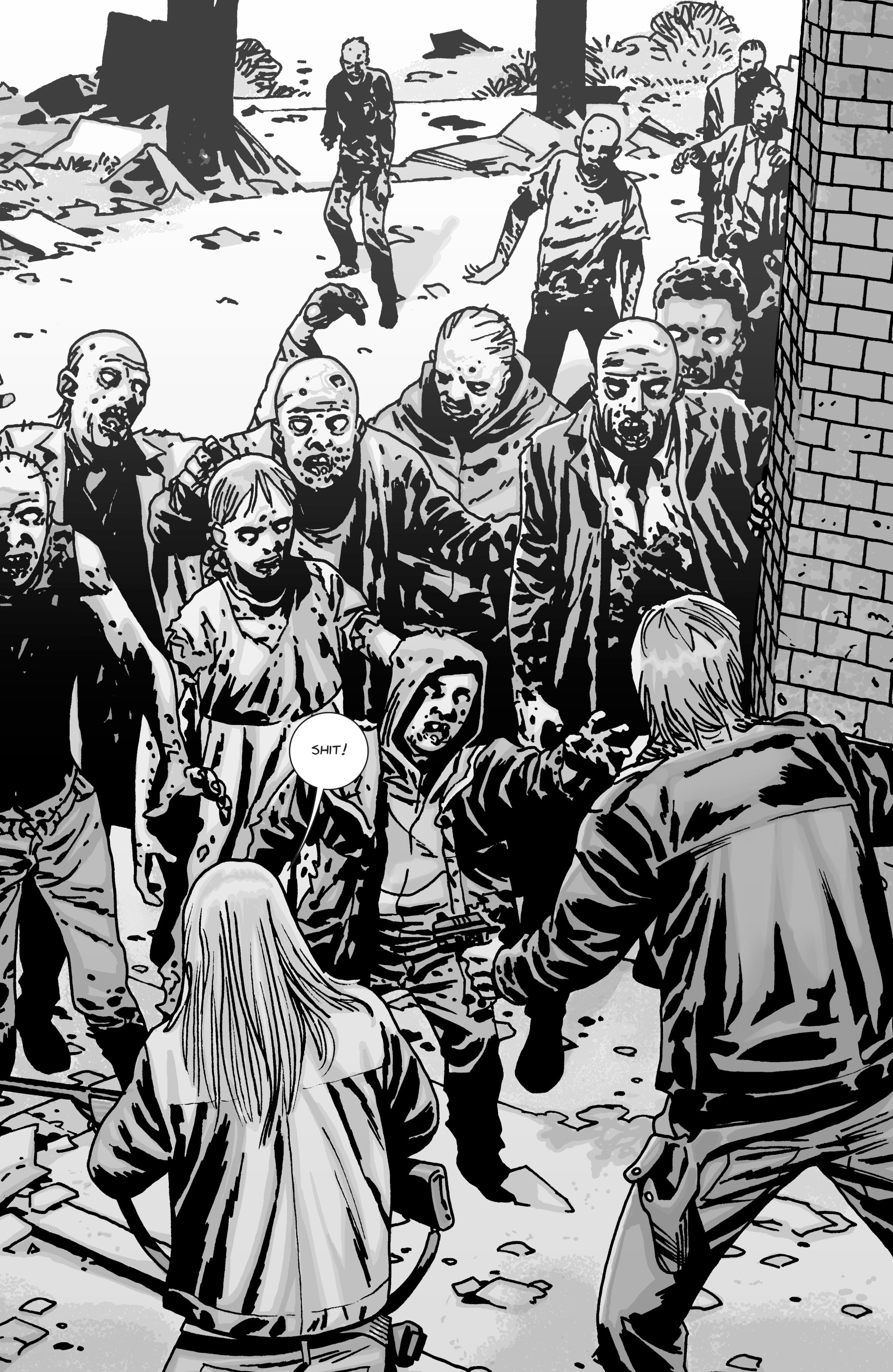 The Walking Dead 98 Page 19