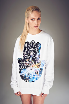 iamVibes Cosmic Sweater