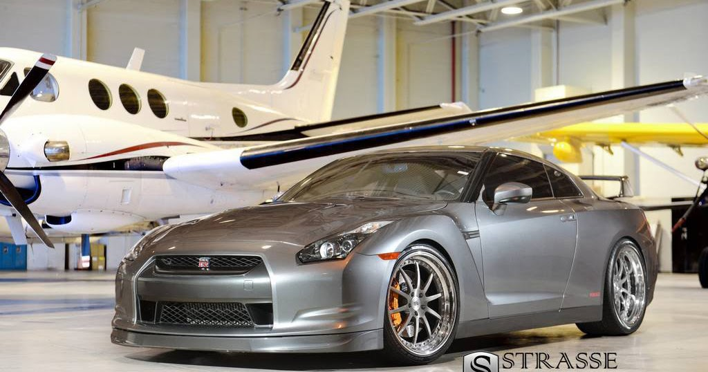 All Cars New Zealand Nissan Gt R By Strasse Forged