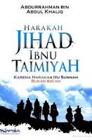 Harakah Jihad Ibnu Taimiyah - Abdurrahman bin Abdul Khaliq