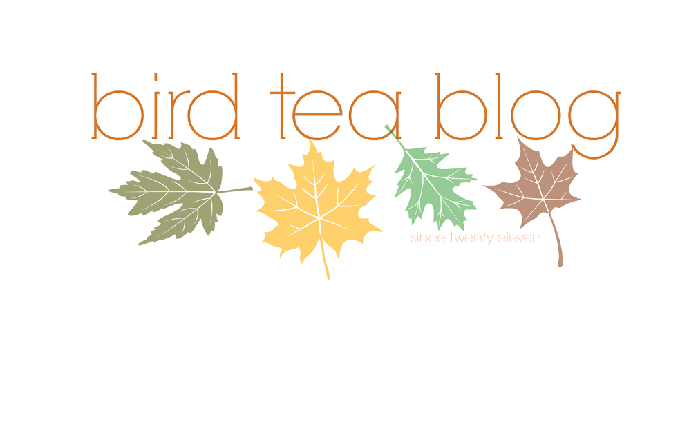 bird tea blog