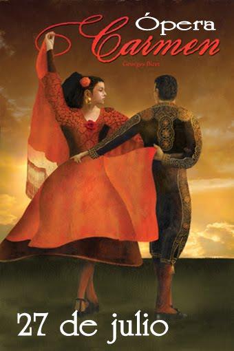 La gran obra de Bizet, CARMEN