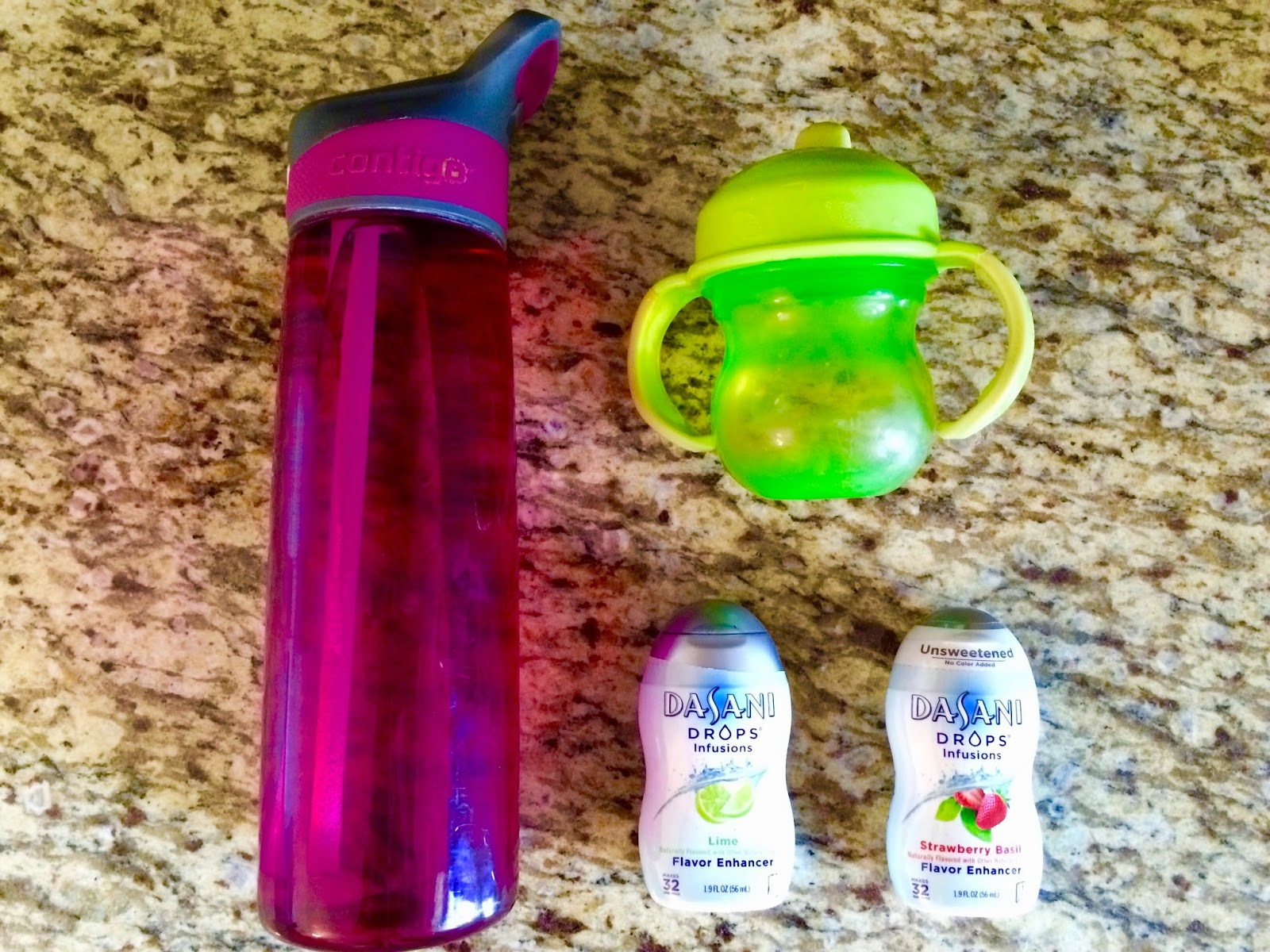 dasani, active families, flavor enhancer