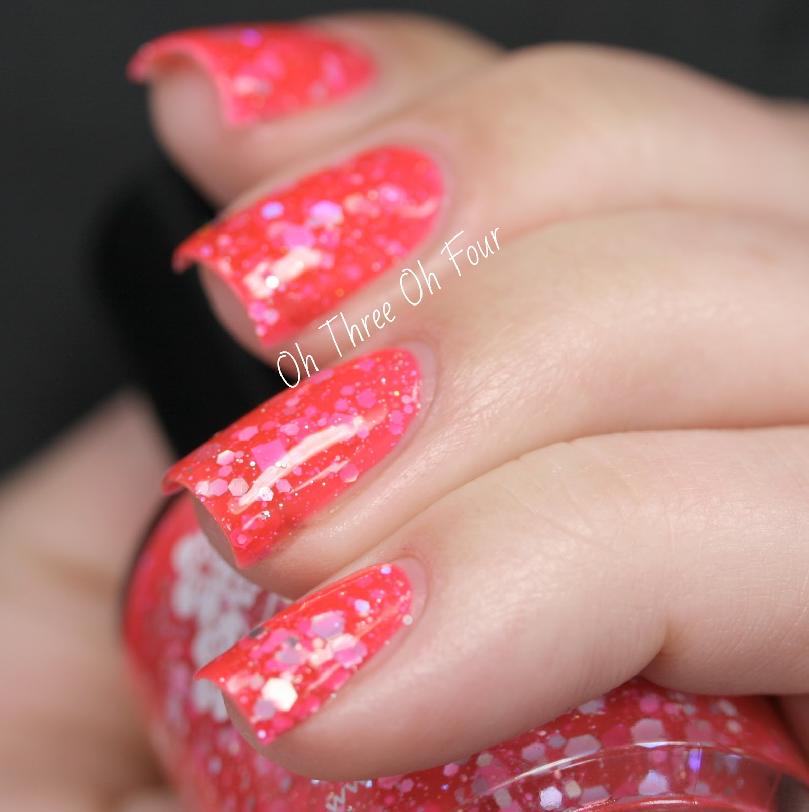 KBShimmer Belle of the Mall Swatch