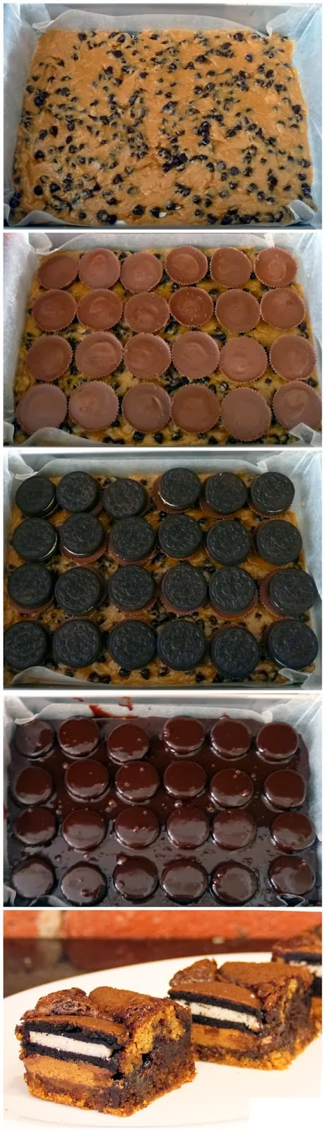 Delicious ultimate Oreo Brownies