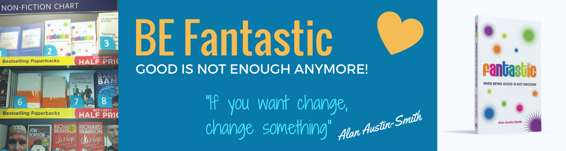 'BE Fantastic' with Alan Austin-Smith