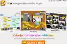 Lino: permite crear notas estilo post-it en forma colaborativa online