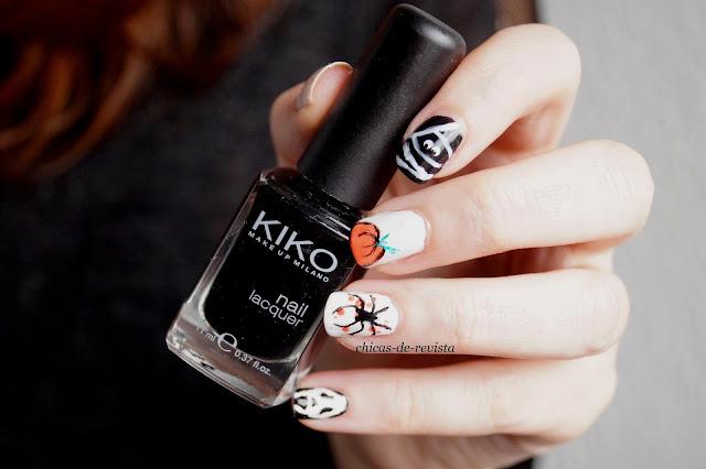 nailstorming nail art halloween