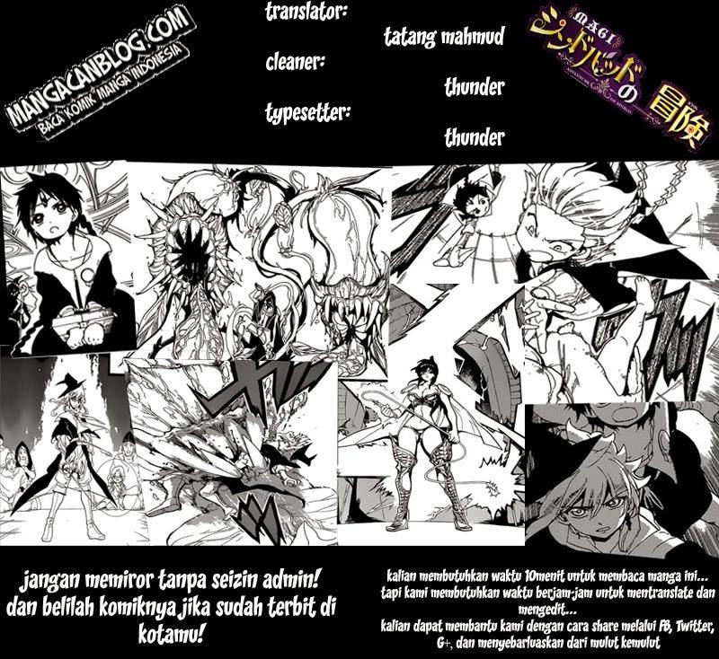Dilarang COPAS - situs resmi www.mangacanblog.com - Komik magi 157 - perapian magoi 158 Indonesia magi 157 - perapian magoi Terbaru |Baca Manga Komik Indonesia|Mangacan