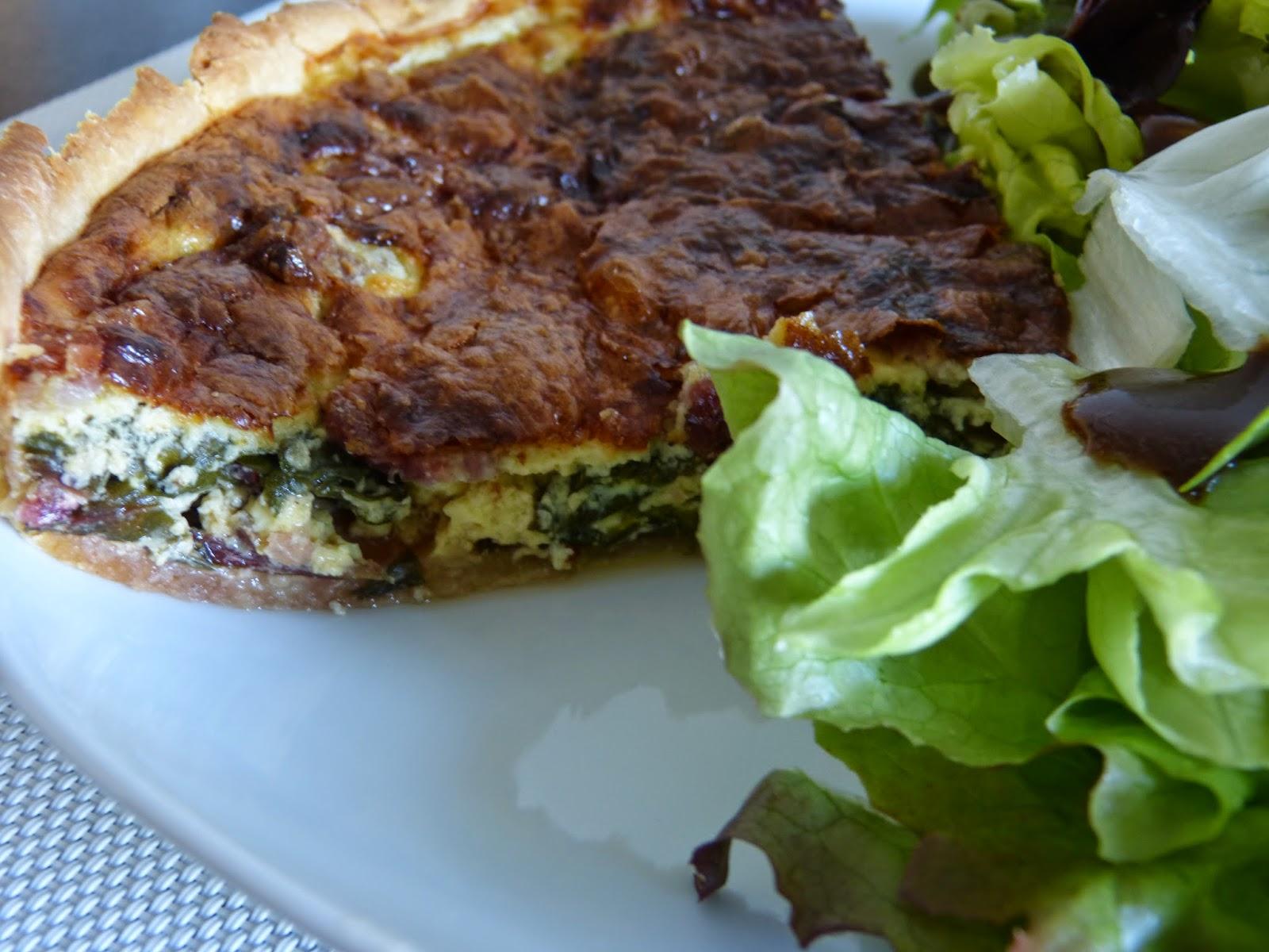 Mamzelle cuisine tarte aux fanes de betteraves - Cuisiner les betteraves ...