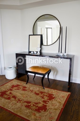 photo credit: thinkstockphotos (Using Oriental Rugs in Less Usual Decor Settings)