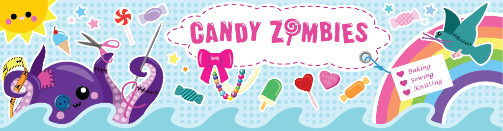 Candy Zombies DIY