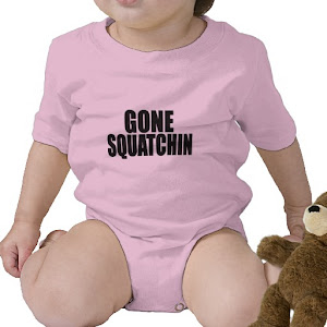 Gone Squatchin Onesie Test
