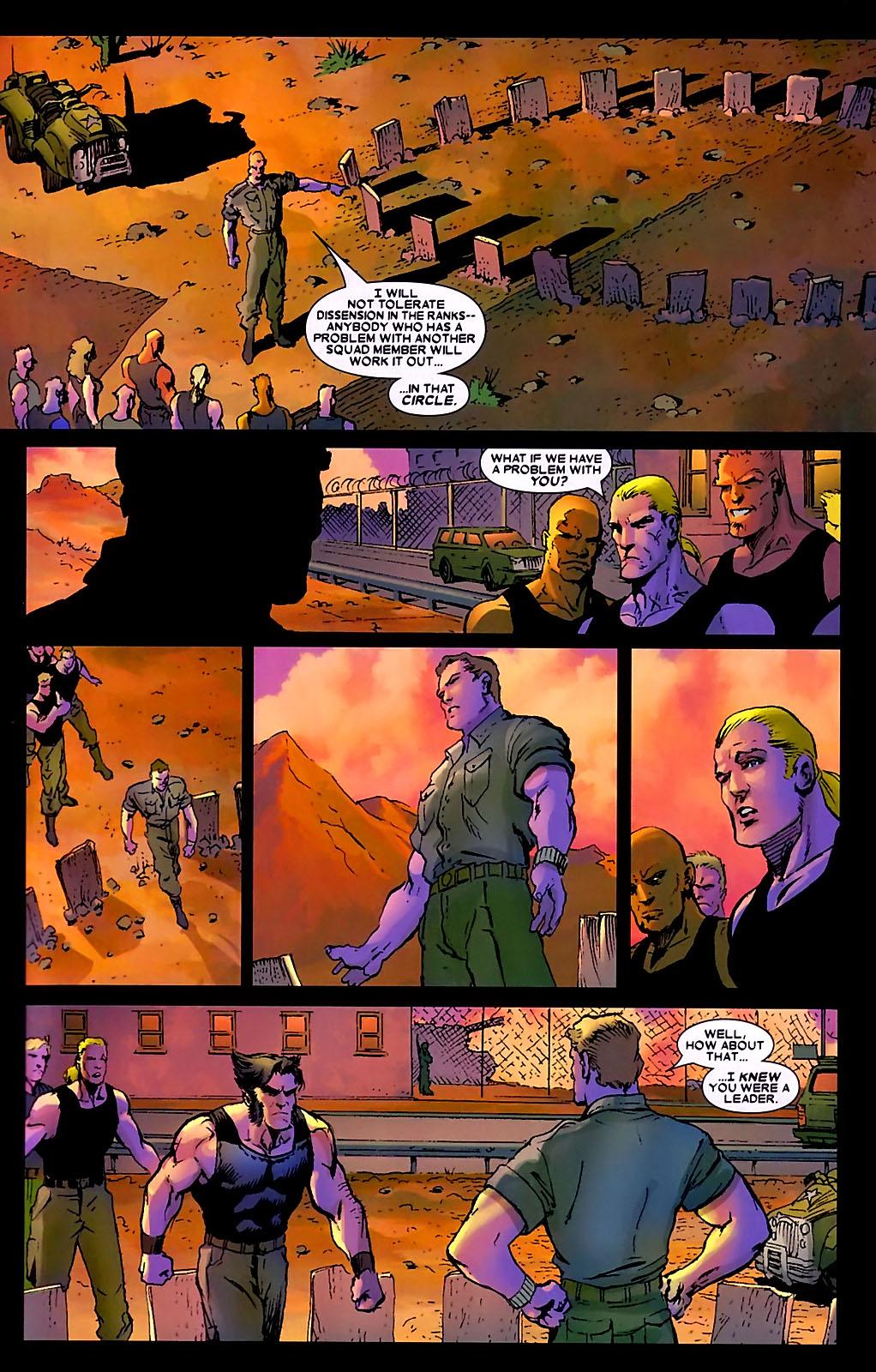 Read online Wolverine (2003) comic -  Issue #34 - 12