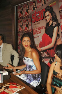 Actress Deepika Padukone Latest Pictures at Starweek Magazine Diwali Special Edition Launch 0015.jpg