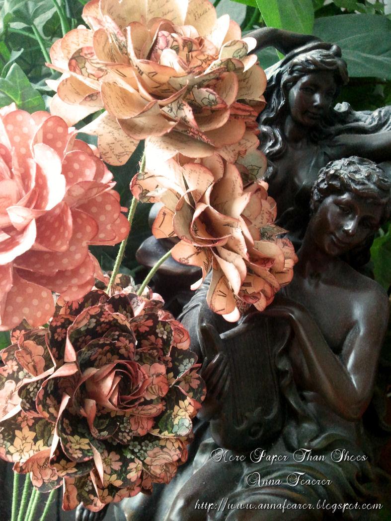 Anna fearer handmade paper flowers handmade paper flowers mightylinksfo