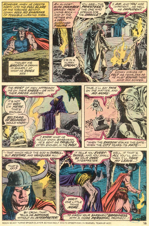 Conan the Barbarian (1970) Issue #54 #66 - English 11