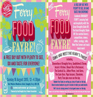 Ferry Food Fayre Broughty Ferry August 2915