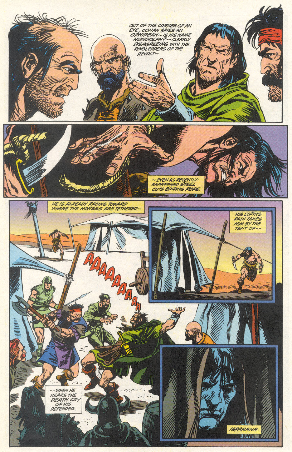 Conan the Barbarian (1970) Issue #275 #287 - English 13