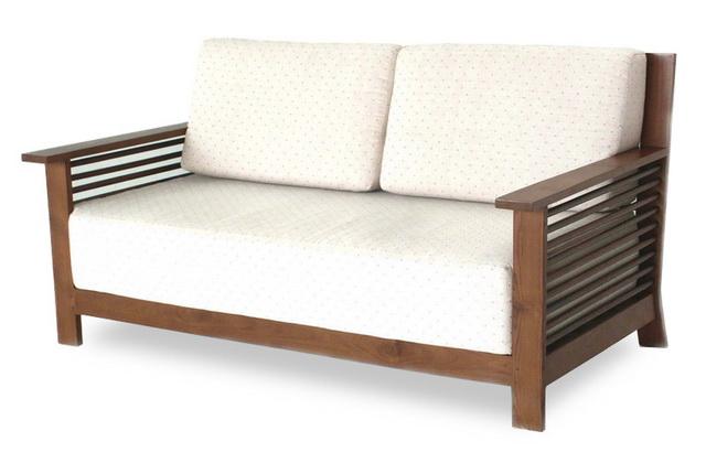 living room Solid wood sofa designs
