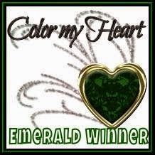 Color My Heart - Emerald Winner