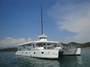 Catamaran Manuel Antonio Ocean King