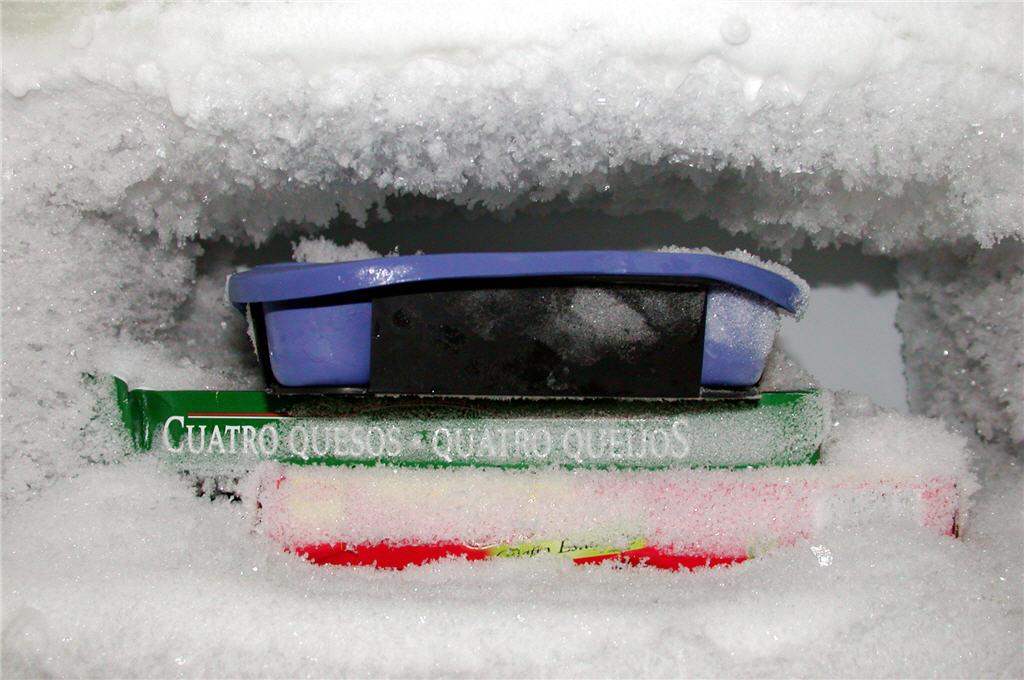 Gominolasdepetroleo por qu no se puede volver a congelar un alimento sobre la congelaci n de - Se pueden congelar las almejas crudas ...