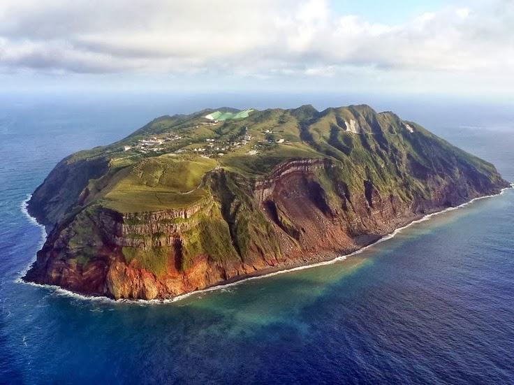 вулканичен остров