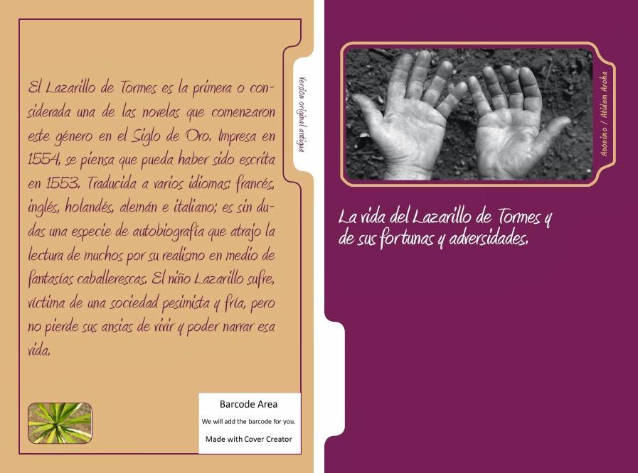 La vida del Lazarillo de Tormes: y de sus fortunas y adversidades en alejandroslibros.com