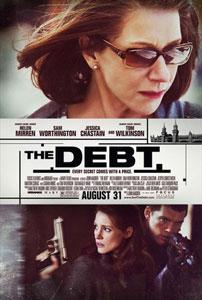 Cartel original de La deuda