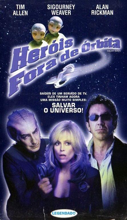 Heróis Fora de Órbita Torrent - Blu-ray Rip 720p Dublado (2000)