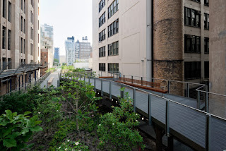 Segunda Fase High Line/Nueva York