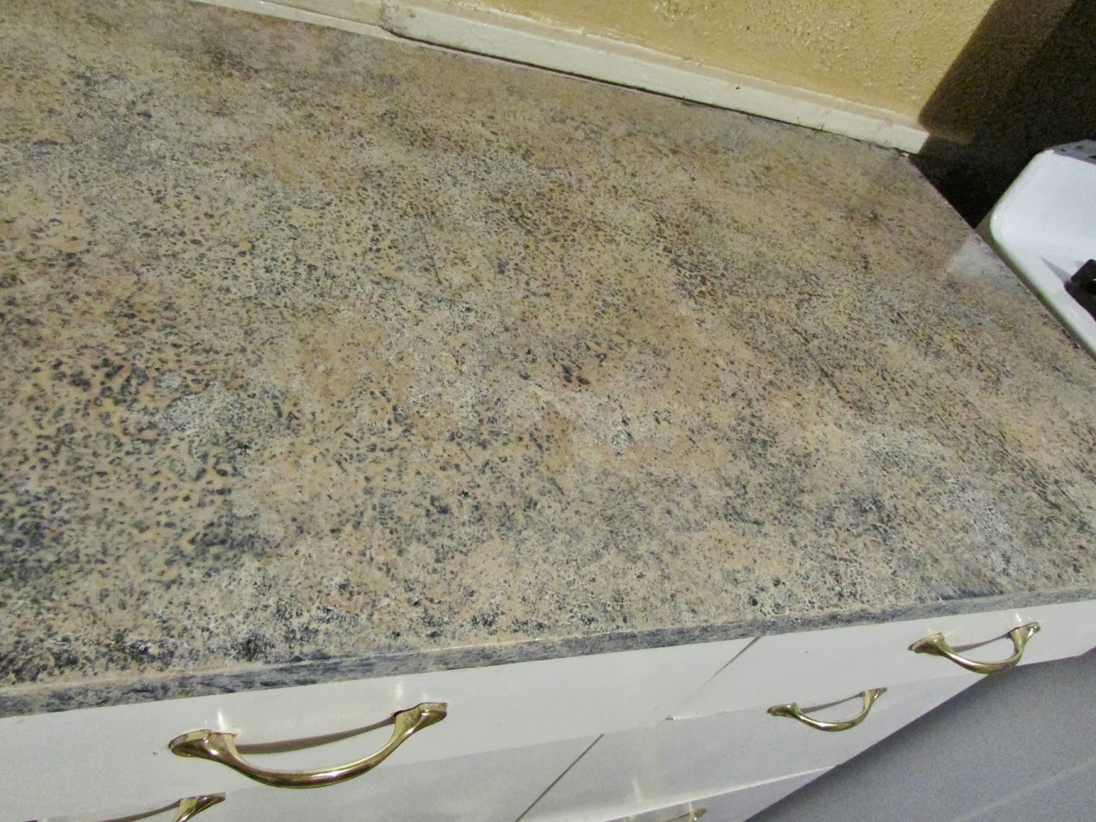 Countertop Paint Reviews : Heck Of A Bunch: Giani - Granite Countertop Paint Review
