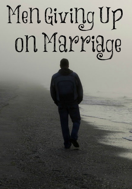 Is marriage really worth it?